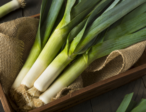 Leeks, and Other New Vegetables